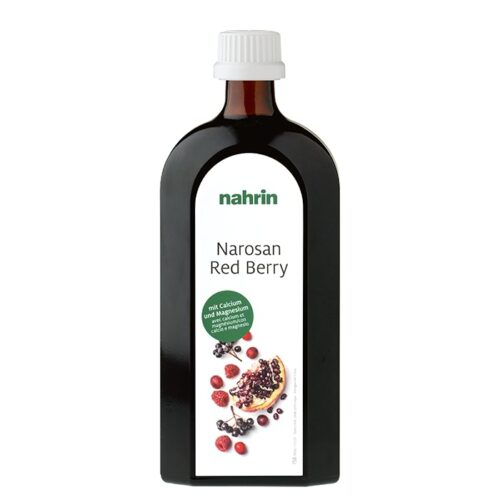 Multivitamínico natural Red Berry