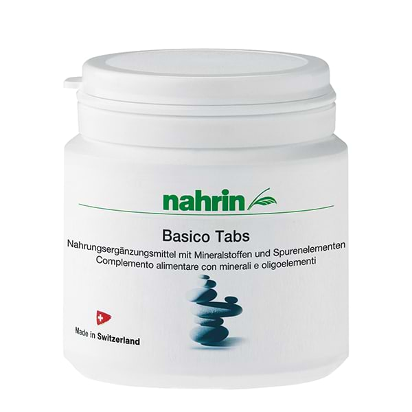 Básico en tabletas de Nahrin