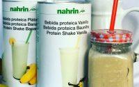 Batidos de proteina de Nahrin