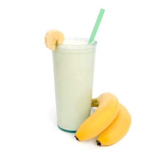 Bebida proteica de Plátano de Nahrin