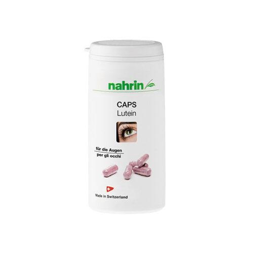 Cápsulas de Luteína de nahrin
