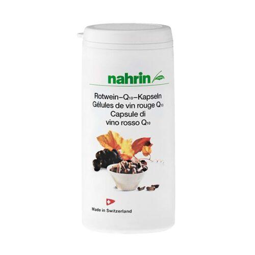 Coenzima Q10 en cápsulas de Nahrin