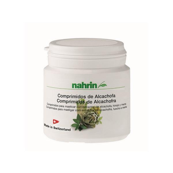 Alcachofa comprimidos de Nahrin