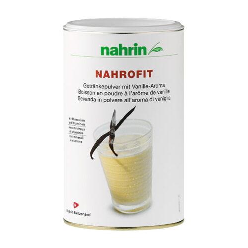 Nahrofit de Vainilla de Nahrin