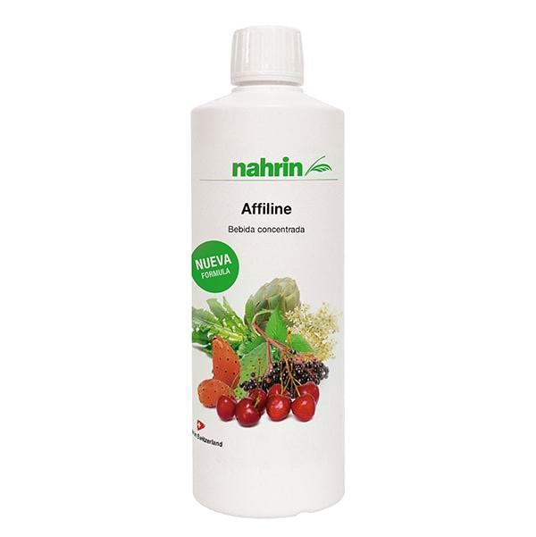 Bebida depurativa natural Affiline