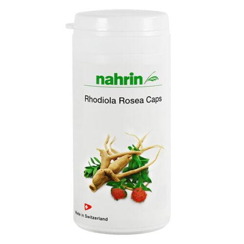 Rhodiola Rosea Caps de Nahrin