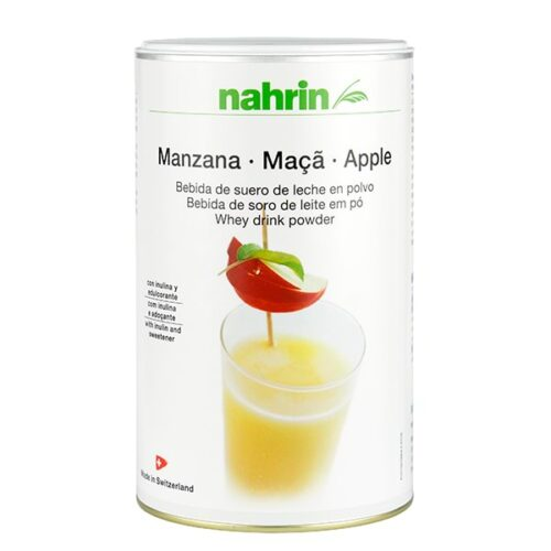 Suero de leche de manzana natural