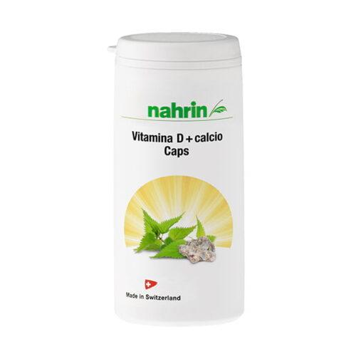 Cápsulas de Vitamina D Nahrin