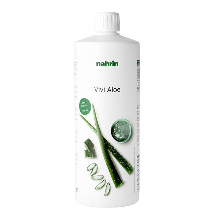 Bebida de Aloe Vera natural