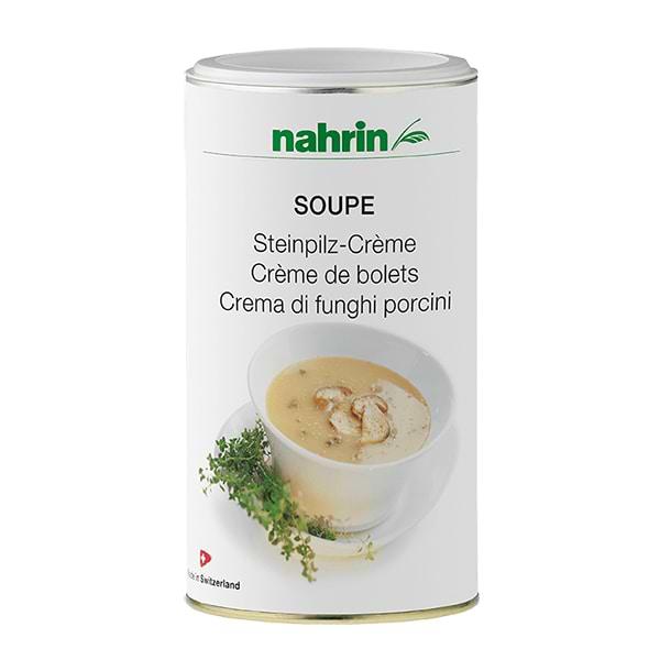 Sopa de Setas de Nahrin