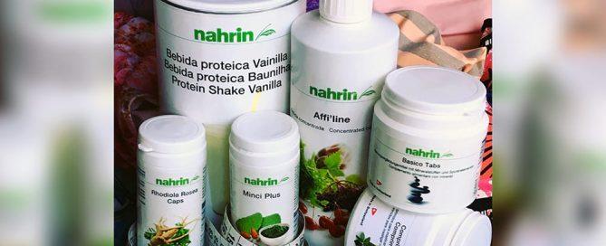 Adelgaza con una dieta inteligente de Nahrin