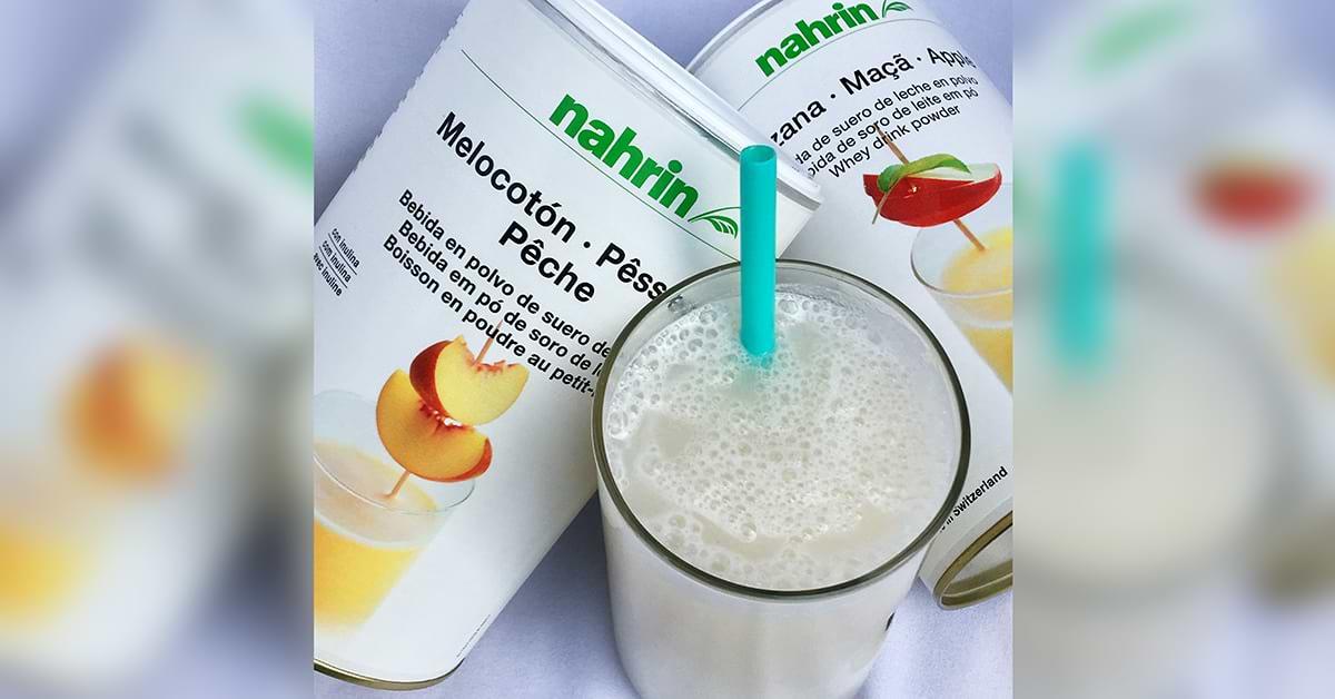 Descubre nuestro suero de leche para adelgazar