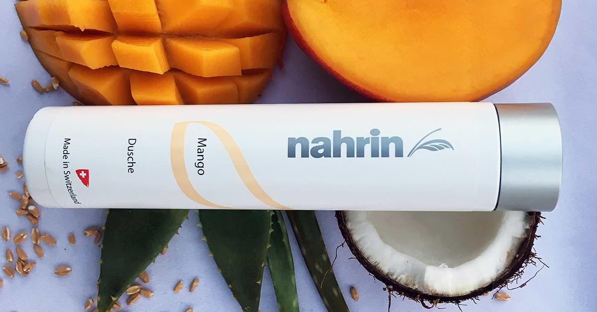 Cuida tu piel con el gel de mango