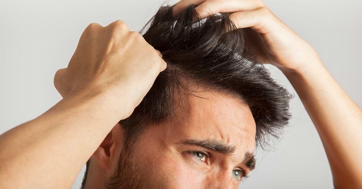 Evitar la caída del pelo