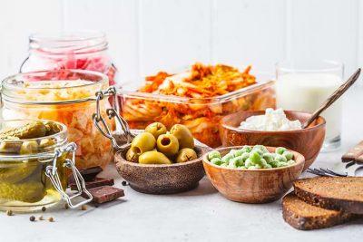 los mejores alimentos probioticos