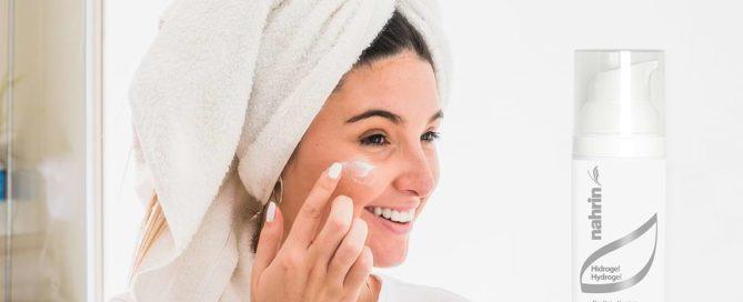 Crema hidratante para piel grasa y deshidratada