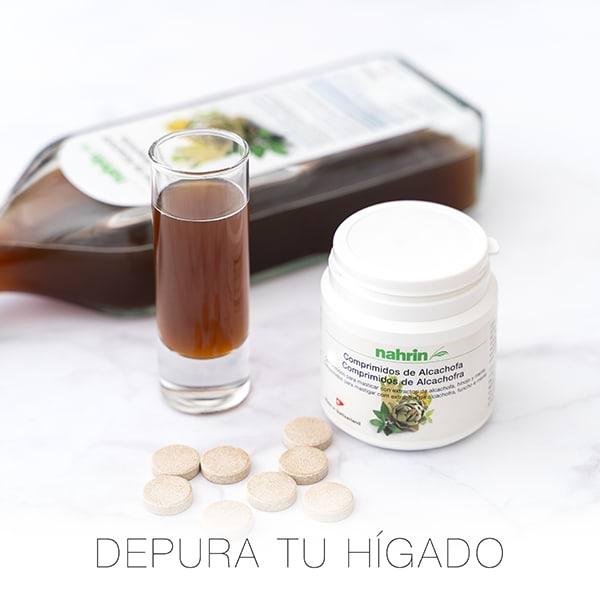 Depurar el hígado con alcachofa