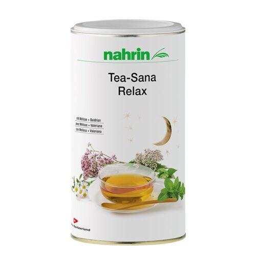 Tea-Sana Relax con Melisa y Valeriana