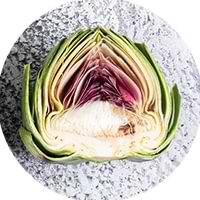 Alcachofa natural para la salud del hígado