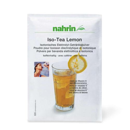 Bebida isotónica Iso-Tea Limón